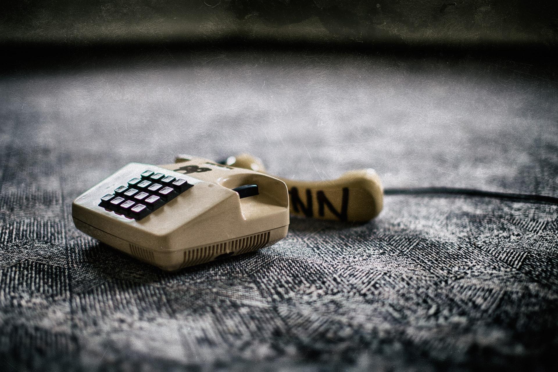 interruzione della linea telefonica
