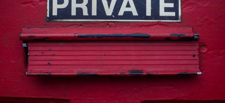 creditore viola la privacy